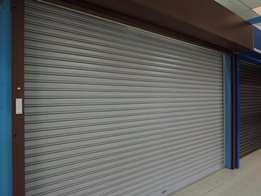 Roller Shutter-Motorized-Aluminium Powder Coated