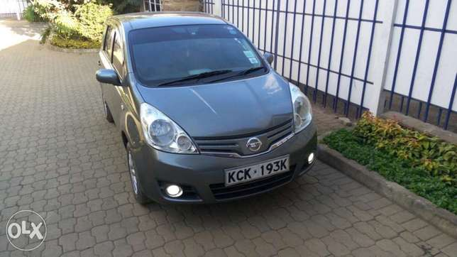 Fully-loaded Nissan note Dagoretti - image 7