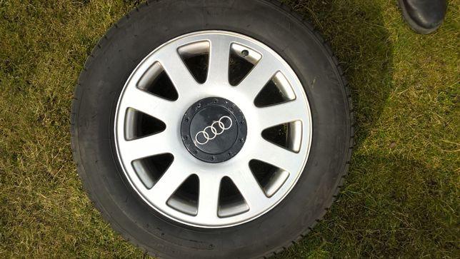 Felgi Audi A6 C5 16 Piękne I Opony Zimowe 2056016 Gliwice
