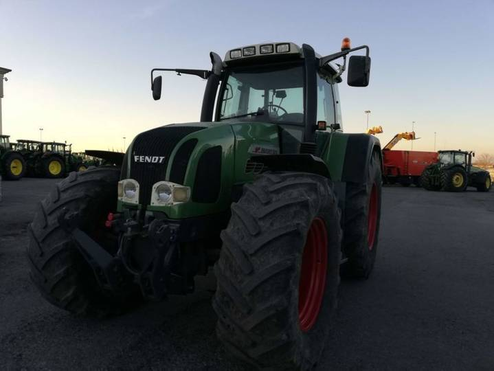 Fendt favorit 926 vario - 2003