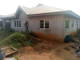 New Built 4 Bedroom Bungalow with 2 no's of Mini Flats
