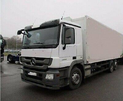 Mercedes-Benz Actros 2544L Getränkekoffer LBW - 2011