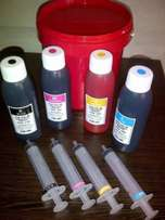 Discounted Prices on ink and Toner refills