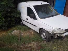 Opel combo Van Stripping for spares