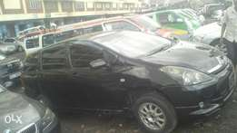 Toyota wish up for sale