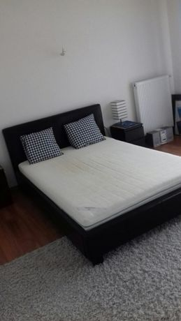 łóżko Z Materacem Ikea 160cm Ekoskora Poznań Szczepankowo