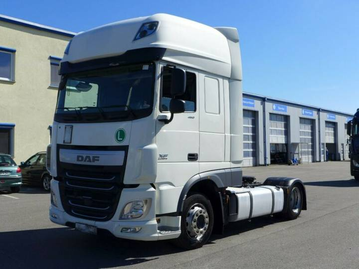 DAF XF 460 * SuperSpaceCab * Euro 6 * Kühlbox *510 - 2014