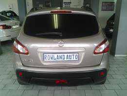 2013 Nissan Qashqai 2.0 Accenta for sale R185 000