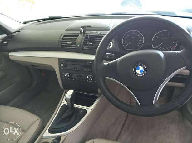 BMW 116i with leather seats Mombasa Island - image 7