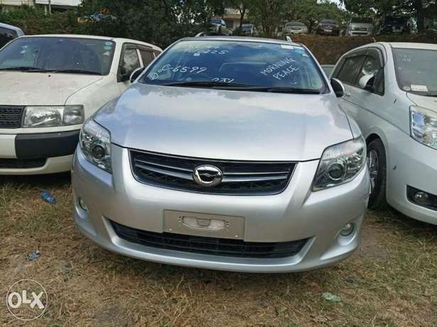 Silver Allion With dark interior 2010 model. KCP number Mombasa Island - image 2