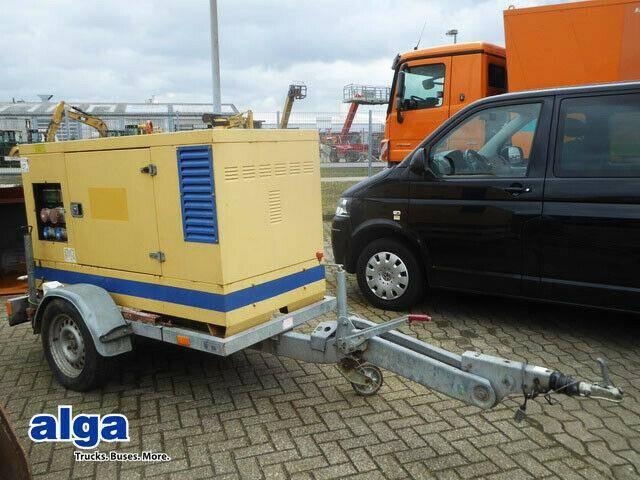 Schmid FG 135 HV, 30KVA, 400V, Generator,5.700 h - 2003