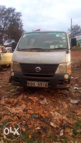 Amazing offer!! Nissan Caravan for sale Kimathi Estate - image 4
