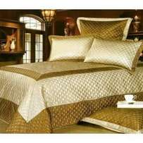 High quality leather bedding