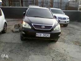 Toyota Harrier KCD number