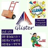 Cleaning Fumigation and Moving services