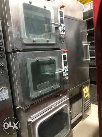 pavailler Combi Oven