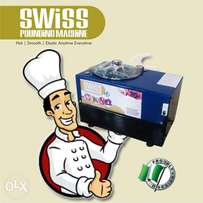 New Yam and Fufu Pounding Machine for your Kitchen