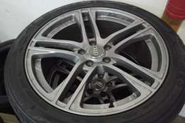 Good condition used rims