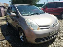 Nissan Note EXTREMELY CLEAN,perfect condition. Buy and Drive.