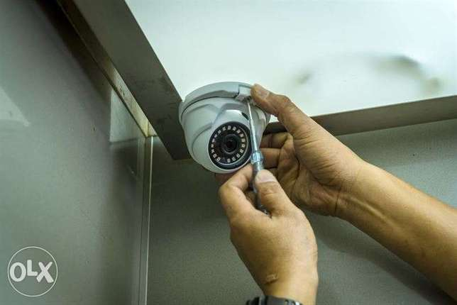 CCTV installation and WiFi Solution in qatar