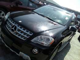 Mercedes Benz ML550