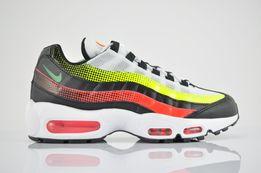 Czarno Zielone Nike Air Max Neon r. 38,5