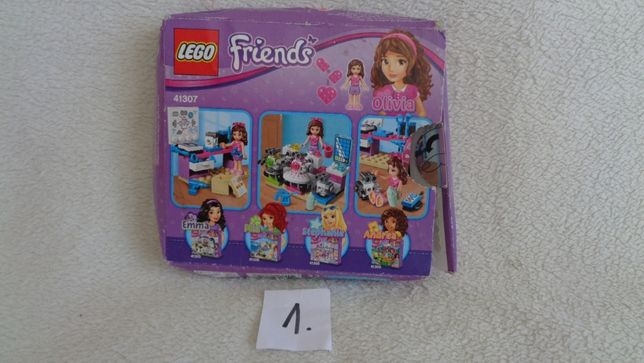 Nowe Klocki Lego Frozen Disney I City Na Sztuki Tuchola Olxpl