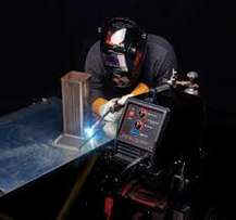 Basic skilled welding training co2 arc argon aluminium flux welding