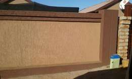 Gamazine wall coatings Suppliers in Pretoria, used for sale  Mamelodi