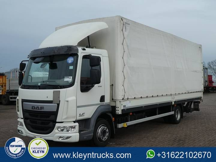 DAF LF 250 12t e6 manual airco - 2014