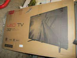 Tcl 32inches digital tv brand new