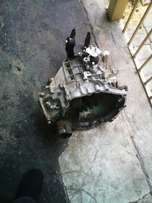 Toyota etios 1.5 5 speed manual gearbox for sale...