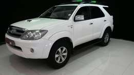 2009 Toyota Fortuner 3.0d-4d 4x4