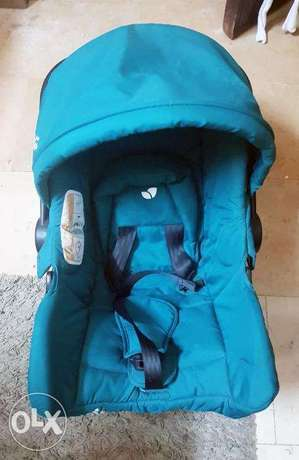 Baby Car Seat And Carrycot (Newborn) جدة -  3
