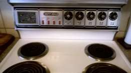 Large DEFY Stove 424D Good Condition