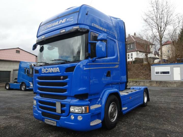 Scania R410 Topline Navi / Leasing - 2015