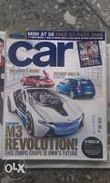 Automobile magazines