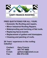 All General Roofing Repairs and Installations