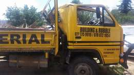 1997 Isuzu Stripping for spares,with ADE 364 Turbo Motor