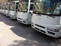 باص 26 / 30 راكب للإيجار ، Bus 26/30 seats for rent