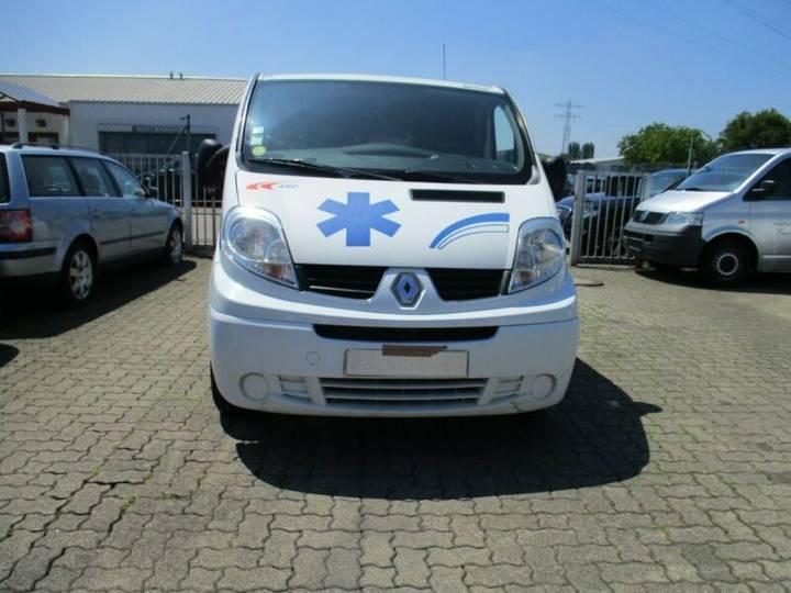 Renault TRAFIK 2 stück - 2012