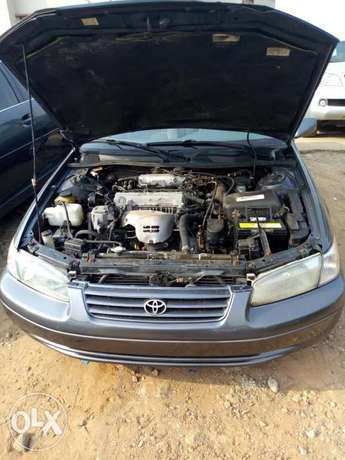 Toyota Camry Tiny Light 99Model Very Clean Lagos Clear Perfectly Drive Ikeja - image 7