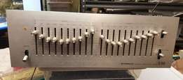 Wanted! Wanted! Wanted! Pioneer sg 9500 equalizer