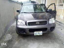 clean hyundai santa fe for sale