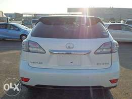 Loaded Lexus RX270 New Arrival