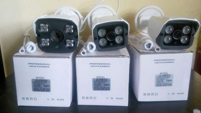IP Camera with 3.6mm lens & 1080P Full HD Port Harcourt - image 2