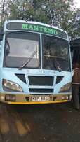 Isuzu FRR service bus on sale