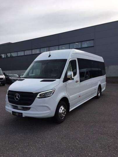 Mercedes-Benz Sprinter 516 Cdi - 2019