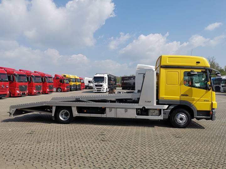 Mercedes-Benz Atego 822 4x2 BL / 2 Autos / Euro 5 / TUV NEU! - 2014