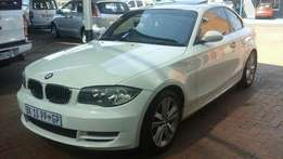 2008 BMW 1 Series 120d Coupe Sunroof